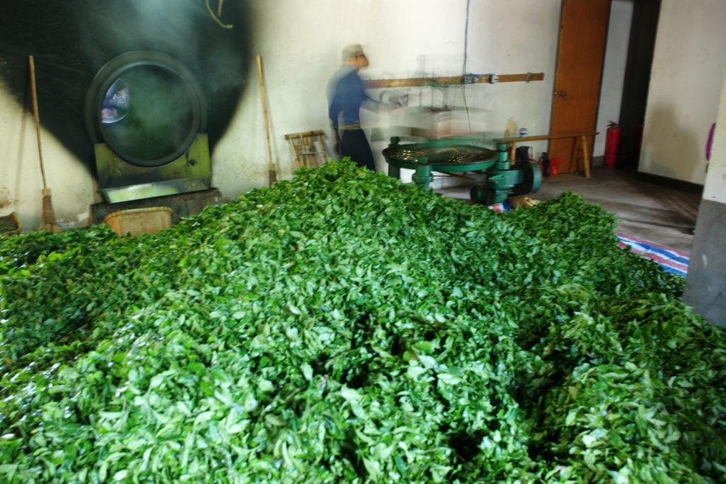 Chun Mee Tee Produktion