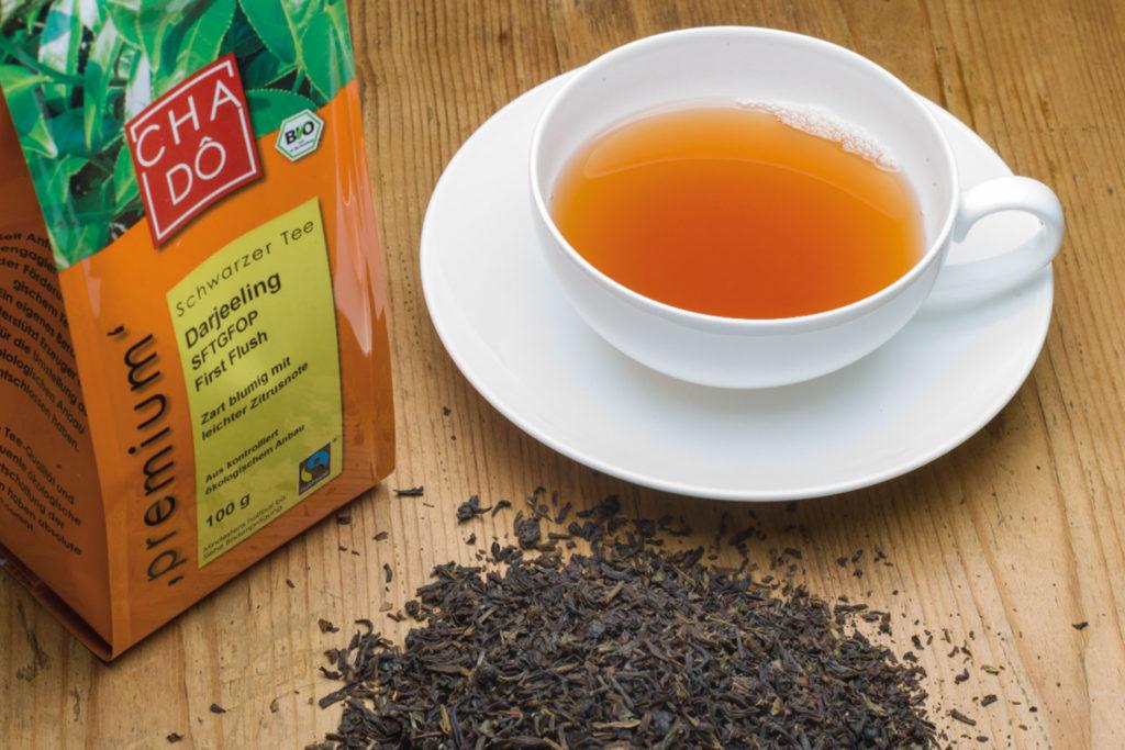 Premium Darjeeling Tee