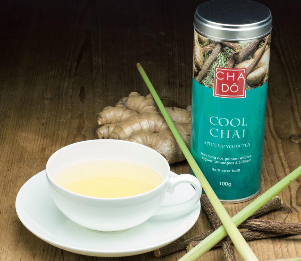 Cool Chai Tee
